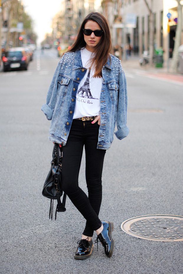 Casual-Look-with-Denim-Jackets-Trends