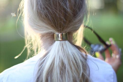 852af69dce Hair Cuff  Δεν χρειάζεται να αγοράσεις το πιο hot hair accessory!Φτιάξ το  μόνη σου!