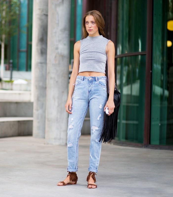 2ad25bf009b Δες 15 τρόπους για να καταφέρεις να συνδυάσεις τέλεια καλοκαιρινά και φθινοπωρινά  ρούχα: 1 13 14 2 3 ...