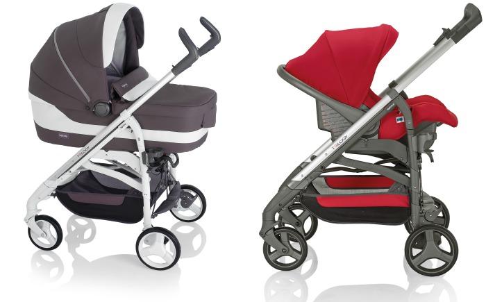 0f85fed2010 Τα καλύτερα συστήματα μεταφοράς για το μωράκι σου από την Inglesina ...