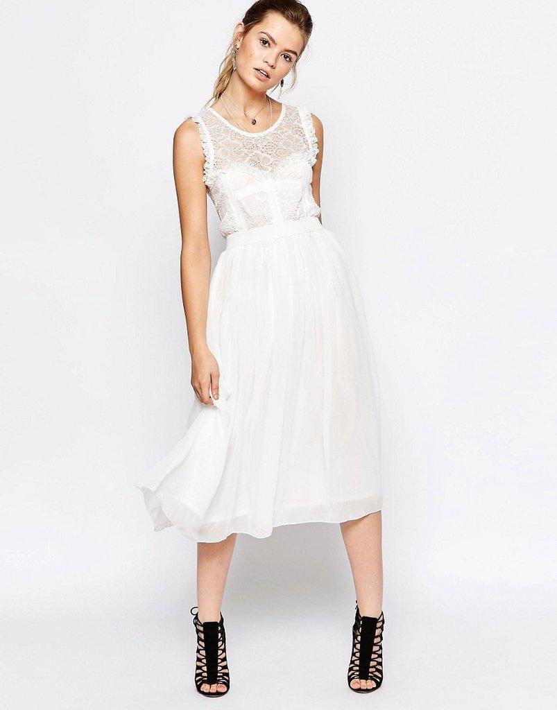 0c04a356c75 Ένα λευκό φόρεμα, 10 ξεχωριστοί τρόποι να το φορέσεις... - Fay's book