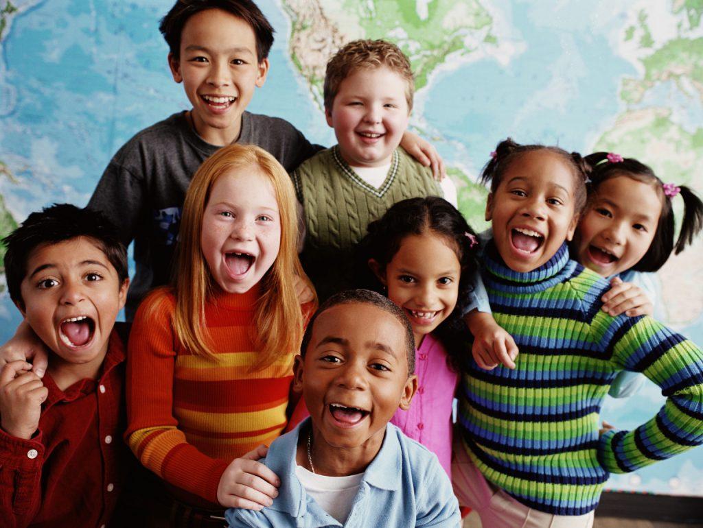 multiracial-children-school