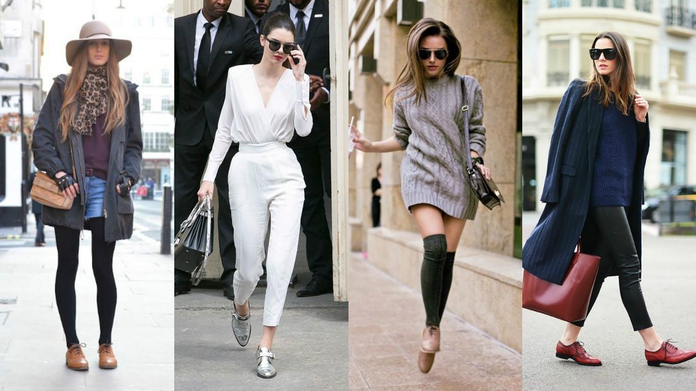 42788756eef 9 τέλεια oxford shoes και 5 τρόποι για να τα φορέσεις με τον πιο ...