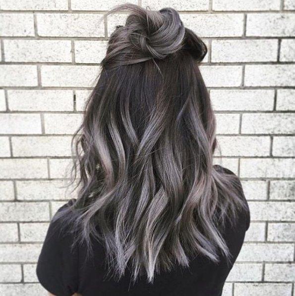 smokey-gray-ombre-hair