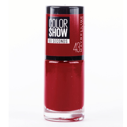 Maybelline New York Color Show Red Apple