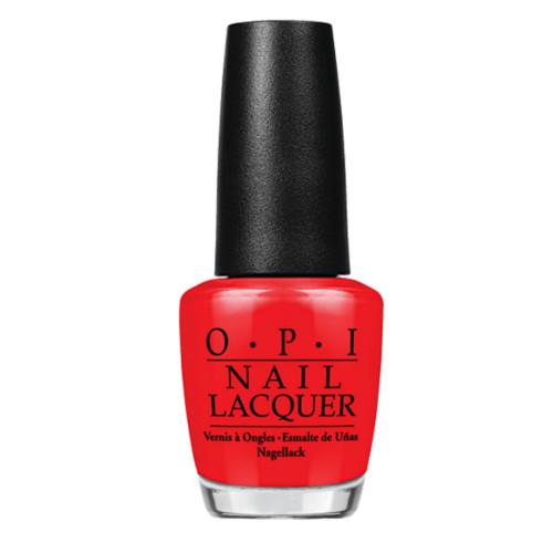 O.P.I Big Apple Red
