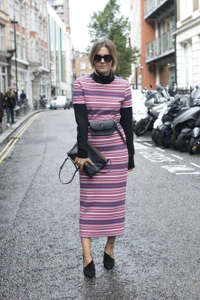 fall-stripes-fall-colors-turtleneck-dress-turtleneck-under-dress-lfw-fall-fashion-london-fashion-week-street-style-via-popsugar-640x960