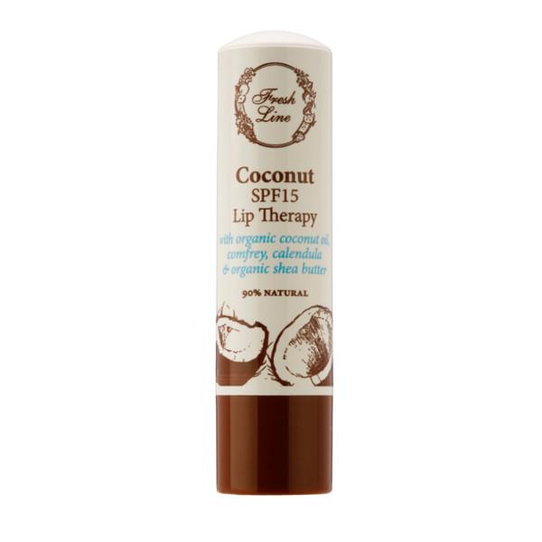 Fresh Line Coconut SPF15 Lip Therapy