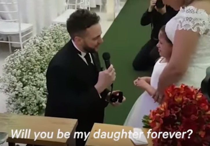 grooms-asks-his-wife-s-daughter-to-be-his-child-forever-youtube