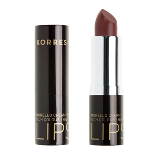 Korres Morello Creamy Lipstick στην απόχρωση Mocha Brown