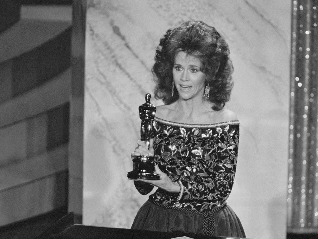 2 Jane Fonda 1982