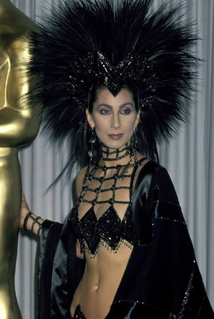 3 Cher 1986