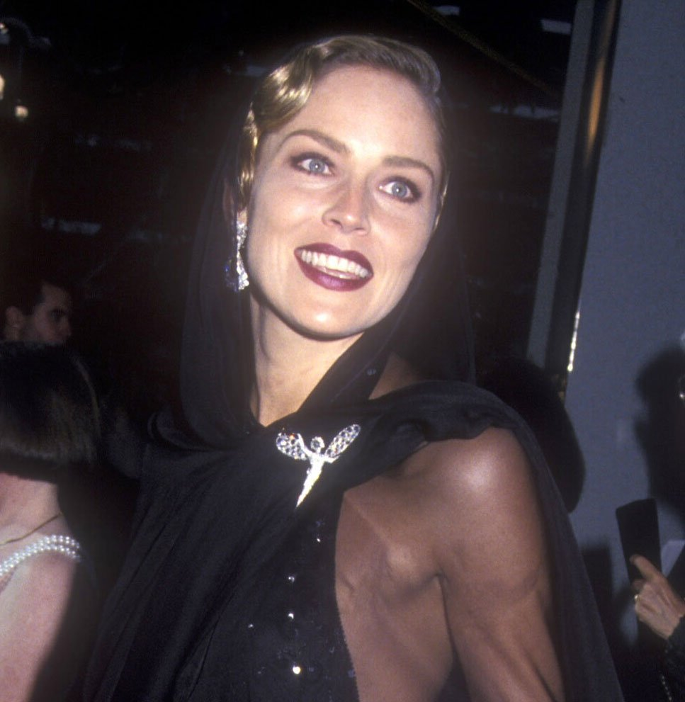 5 Sharon Stone 1994