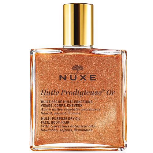 nuxe, HUILE PRODIGIEUSE OR