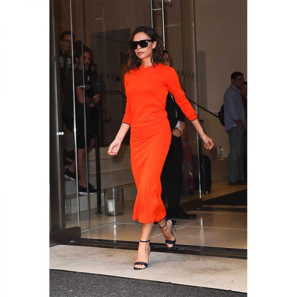 victoria-beckham-orange-dress-800-600x600