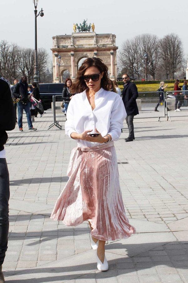 victoria-beckham-style-velvet-skirt-paris-600x900