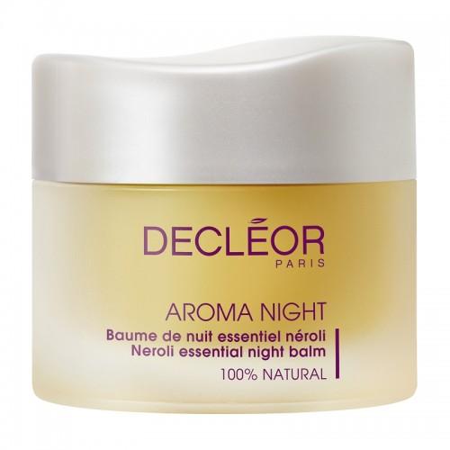 καταπραυντική και πολύ θρεπτική, Decléor, Aroma Night Aromessence Neroli Essential Night Balm