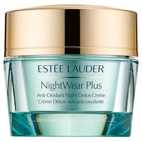 για αποτοξίνωση της επιδερμίδας, Estée Lauder, NightWear Plus Anti-Oxidant Night Detox Creme