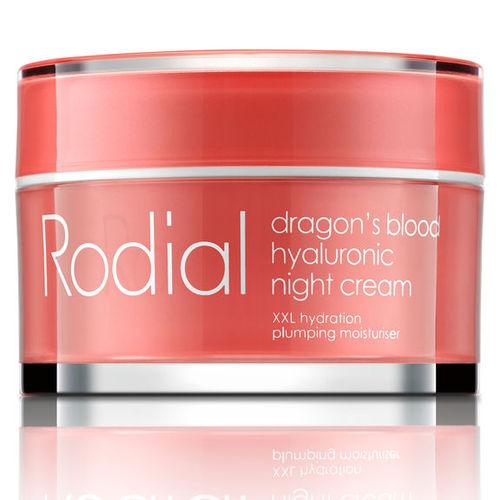 με εντατική δράση ενάντια στην αφυδάτωση και τις ρυτίδες, Rodial, Dragon's Blood Hyaluronic Night Cream