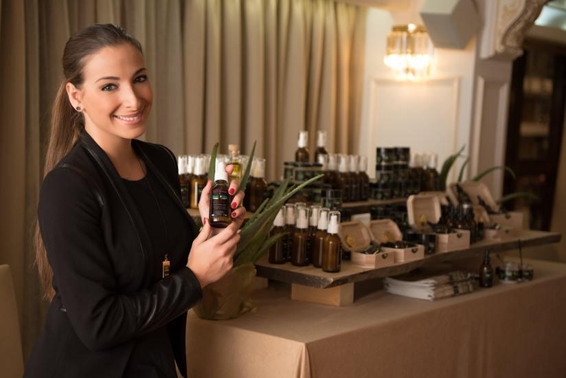 best olive hotel presentation