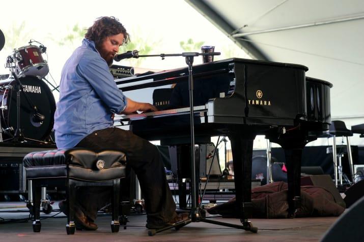 Ο Ζακ Γαλιφιανάκης είχε τραγουδήσει στο Coachella Festival πριν από 10 χρόνια.