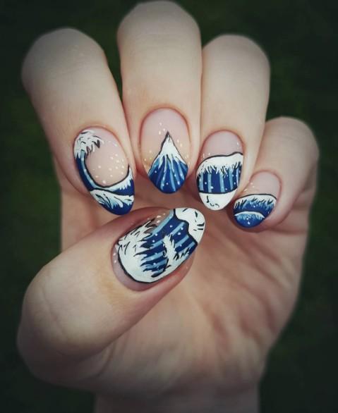 ocean nails 5