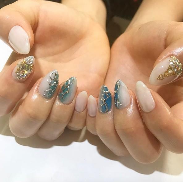 ocean nails 8