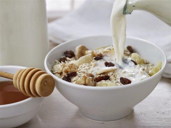 Βρώμη - πρωινό