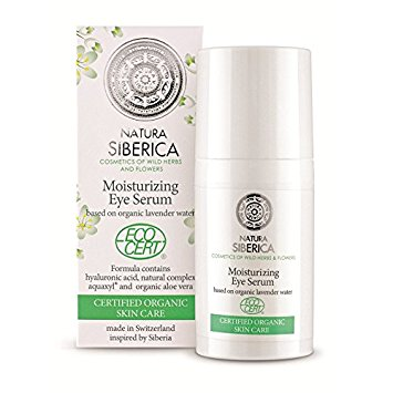 Natura Siberica Moisturizing Eye Serum
