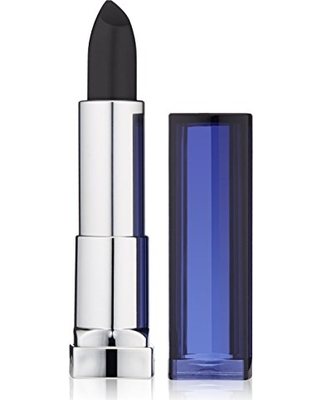 Maybelline New York Color Sensational The Loaded Bolds Lipstick στην απόχρωση Pitch Black