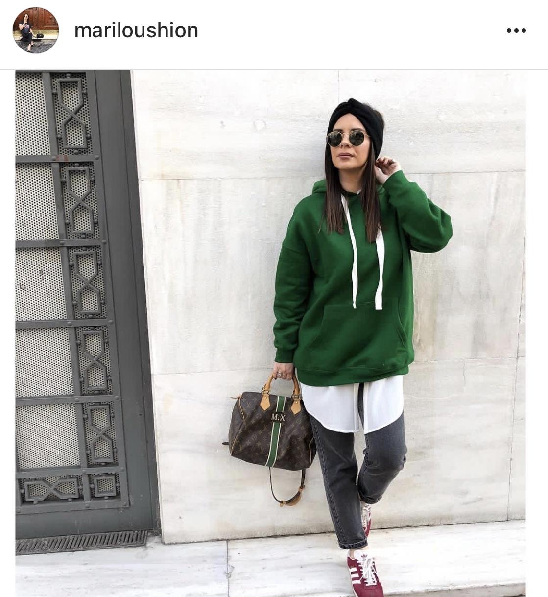 43b05705eeff Green Love! To must χρώμα για Άνοιξη Καλοκαίρι και οι πιο stylish ...