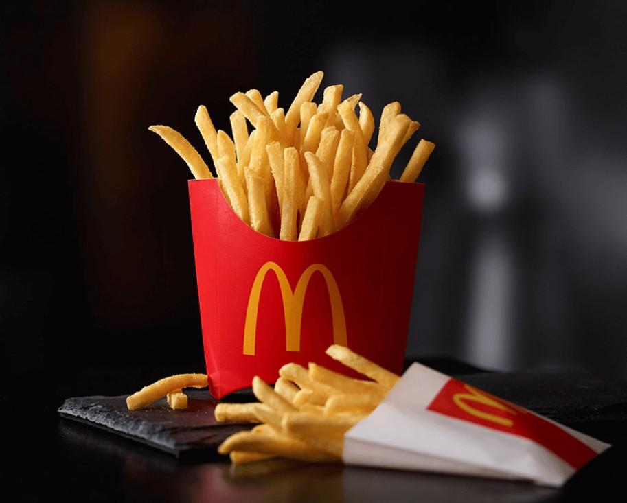 patates mcdonalds