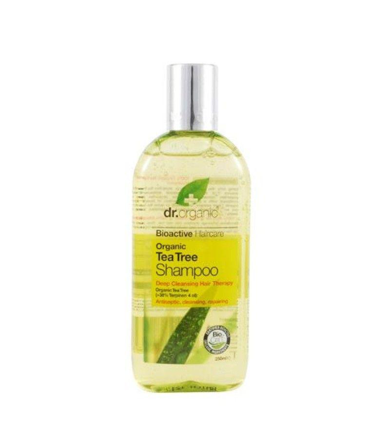 Dr.Organic Tea Tree Shampoo
