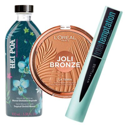 summer products vacay
