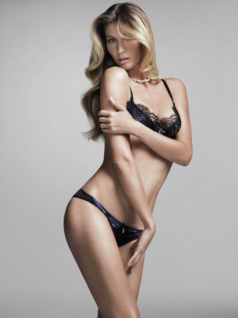 Gisele-Bundchen-Shows-Off-Her-Pre-Baby-Body-Hope-Lingerie-So-Sexy