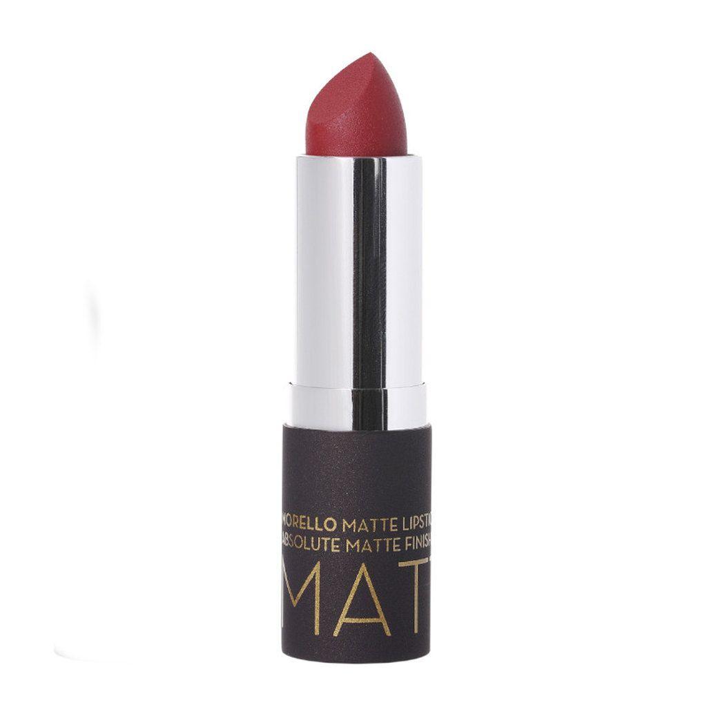 12-Korres-Morello-Matte-Lipstick---Burgundy-Red