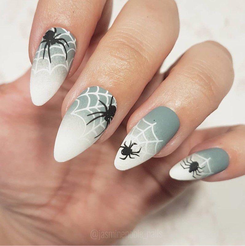 spiderwebmanicurebyjasminenoble