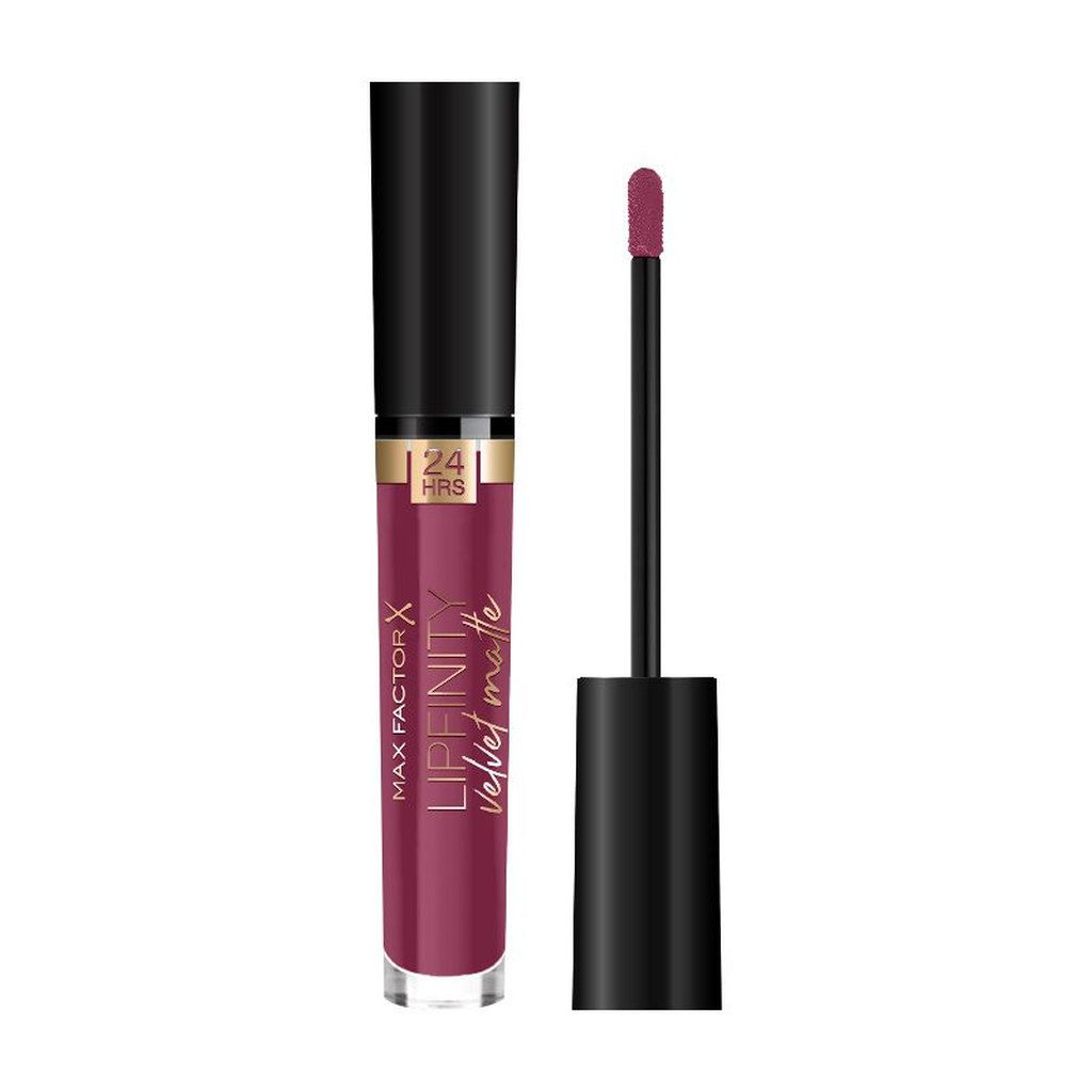 18-Max-Factor-Lipfinity-Velvet-Matte-Liquid-Lipstick---Satinberry