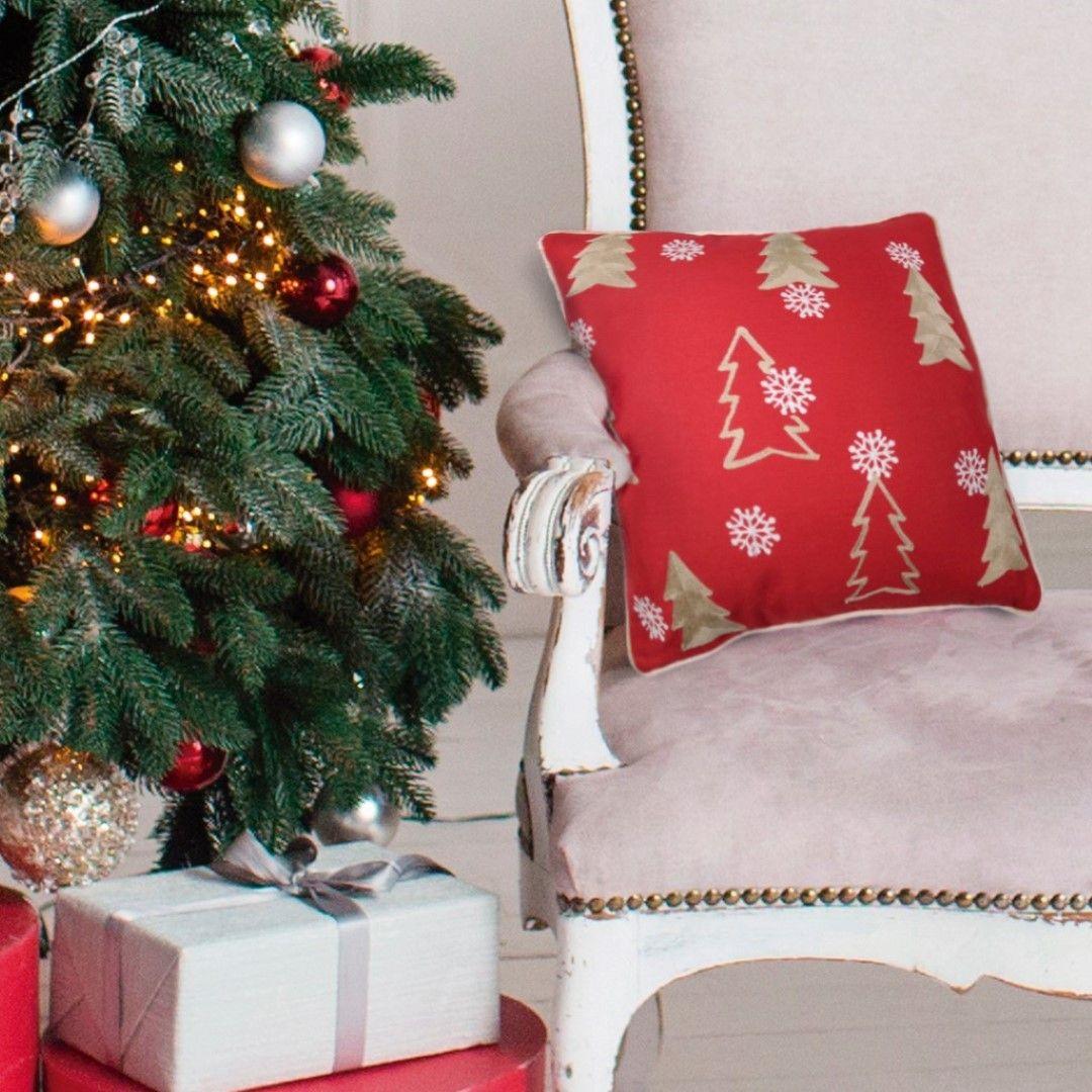 438379 CUSHION CHRISTMAS
