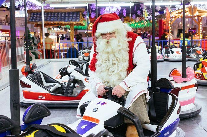 low cars santa