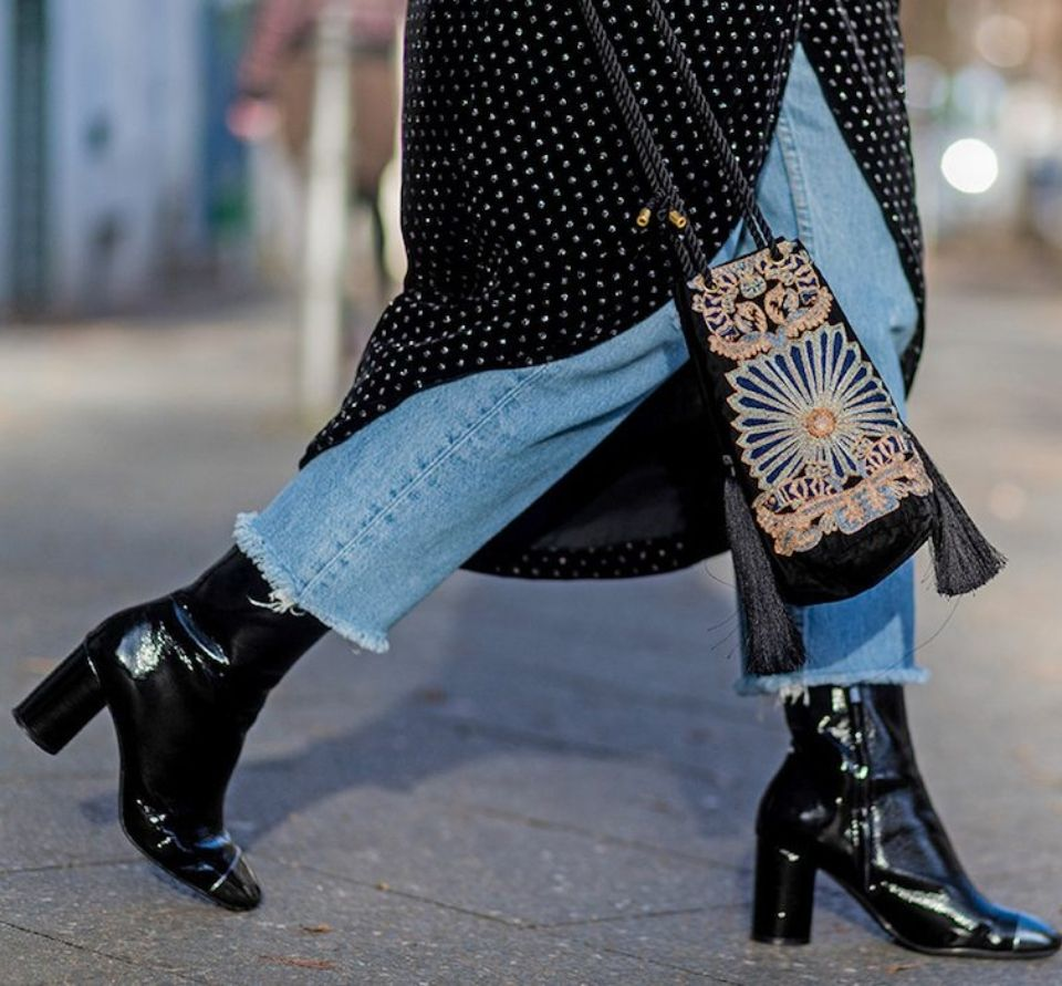 aca7467efa4 6 trends στα ankle boots που θα κυριαρχήσουν το 2019!