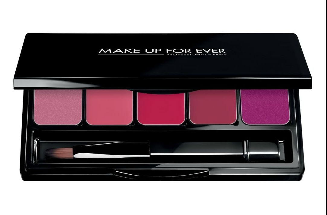 Mke up for ever Rouge Artist Lip Palette