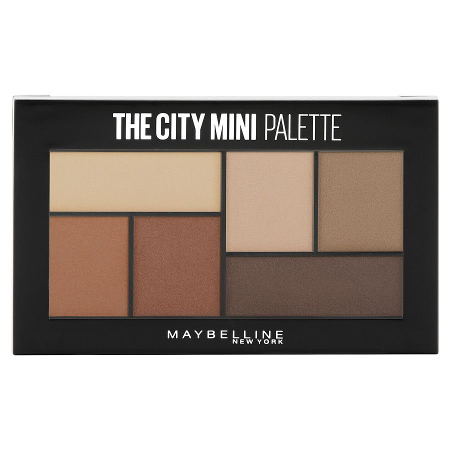 Maybelline New York City Mini Eyeshadow