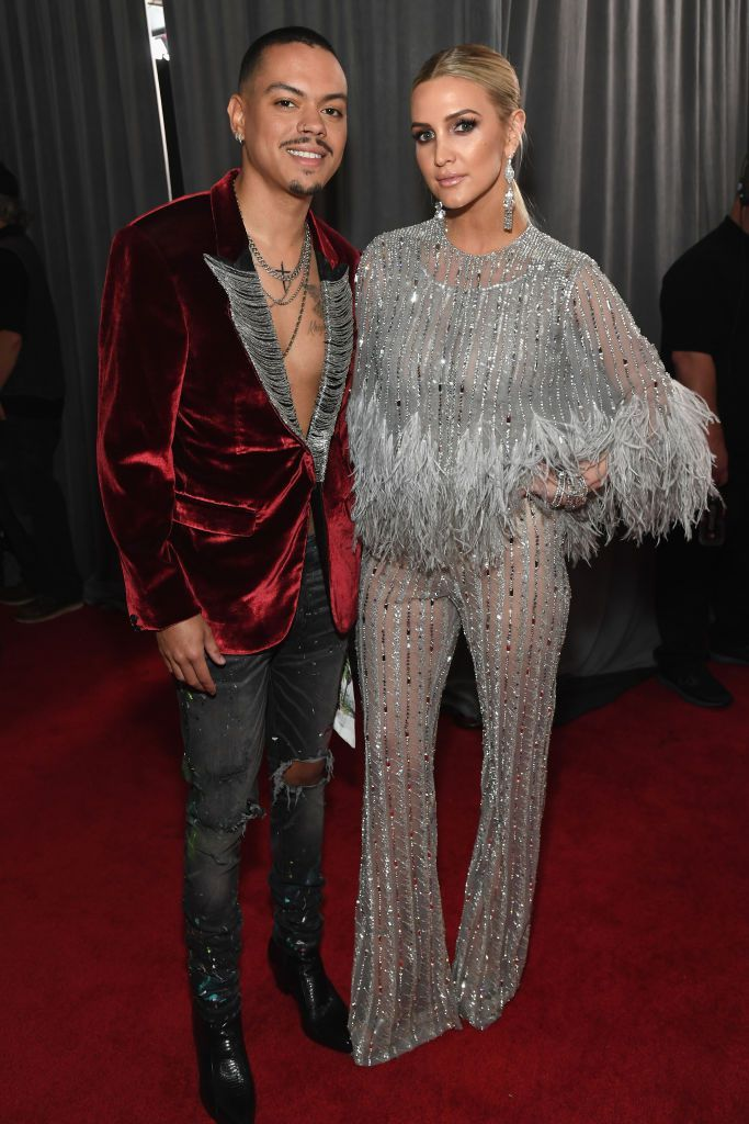 evan-ross-and-ashlee-simpson-attend-the-61st-annual-grammy-news-photo-1097513840-1549842751