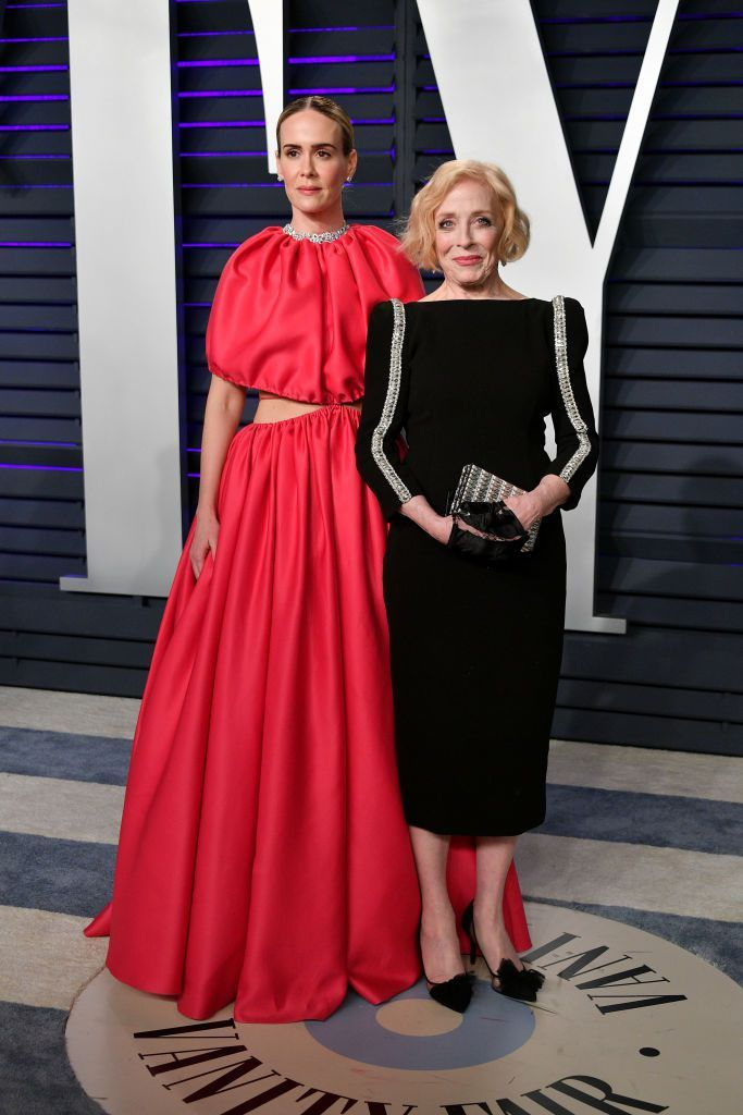 sarah-paulson-and-holland-taylor-attend-the-2019-vanity-news-photo-1127270340-1551073824