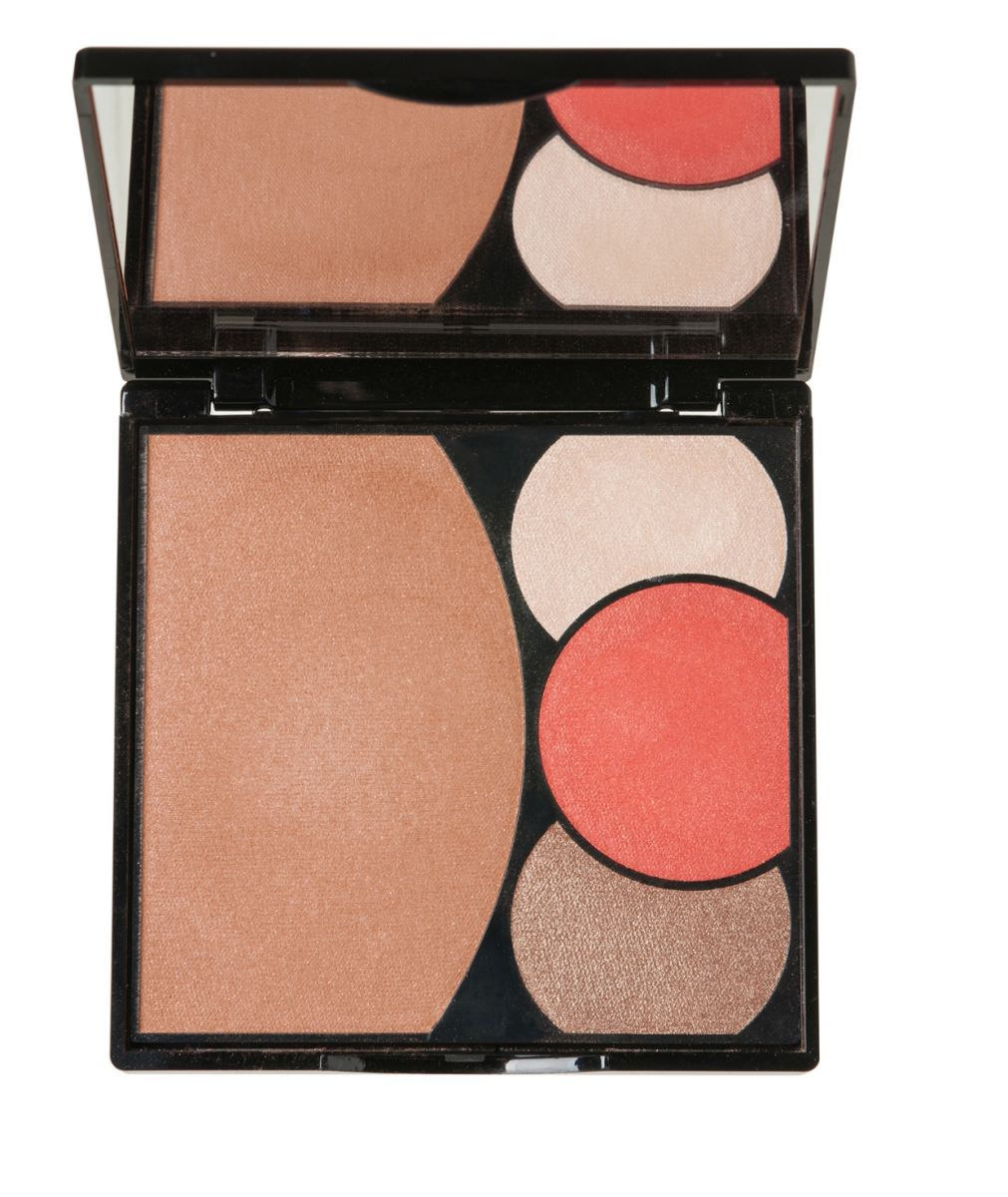 SEA MINERALS SUMMER PALETTE_CORAL SUNSETS