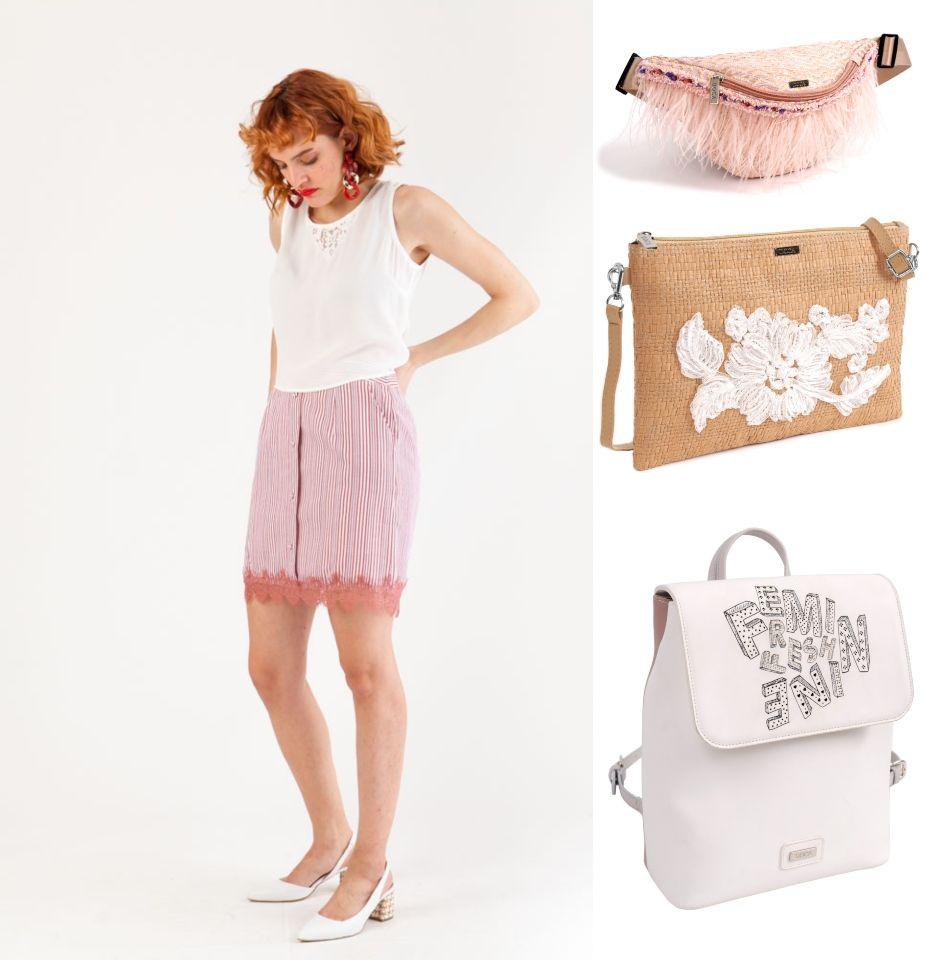 51898c5bdec «Ένα ρετρό casual φόρεμα με τι είδους τσάντα ταιριάζει;» Πόσο μας αρέσουν  αυτά τα ρετρό, vintage, pin up φορεματάκια που έχουν γίνει τάση φέτος.