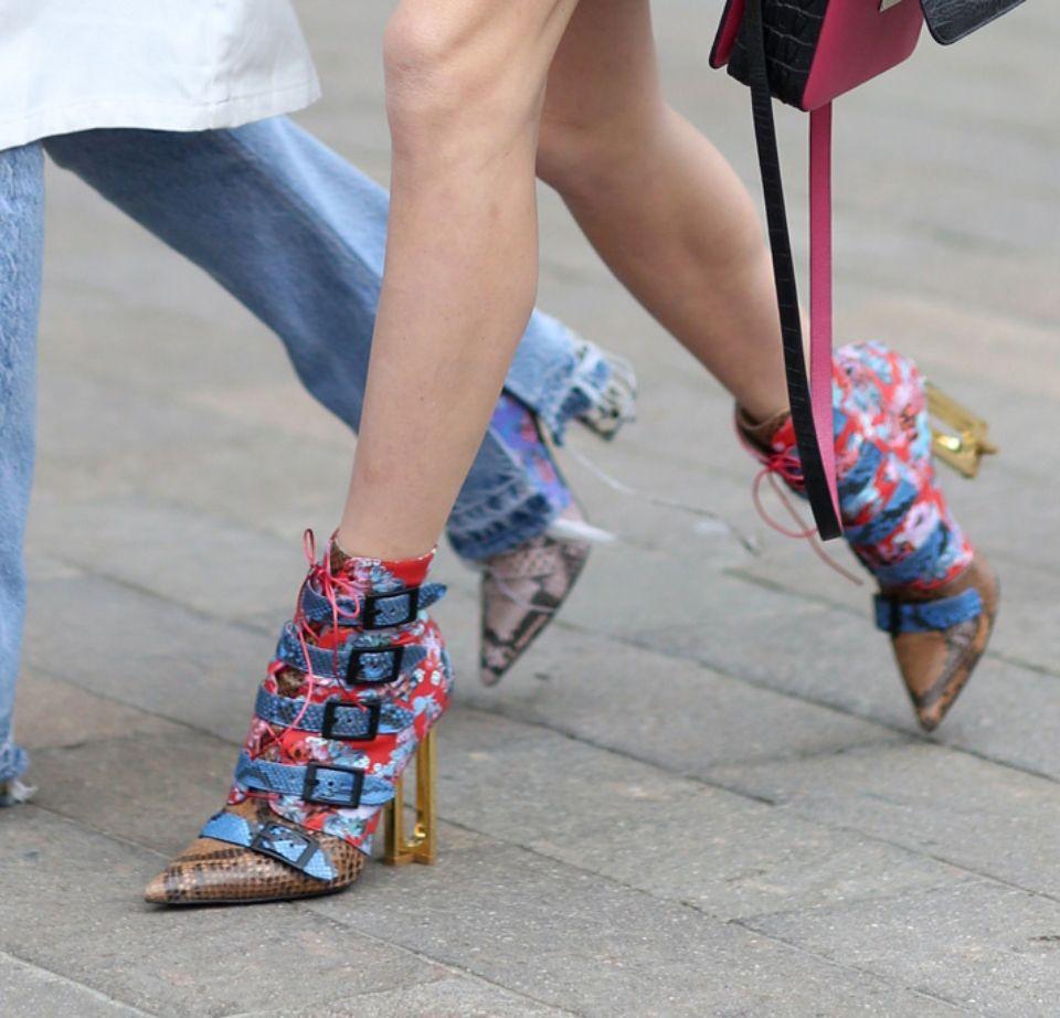 ανοιξιάτικα παπούτσια