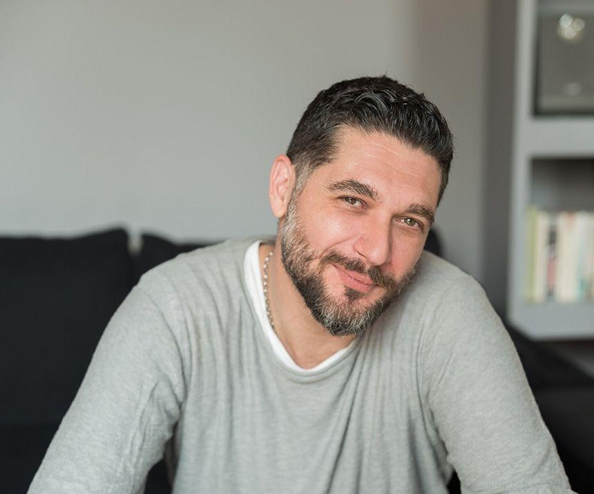 Πάνος Ιωαννίδης: Αποκάλυψε τι δουλειές έκανε πριν γίνει σεφ!