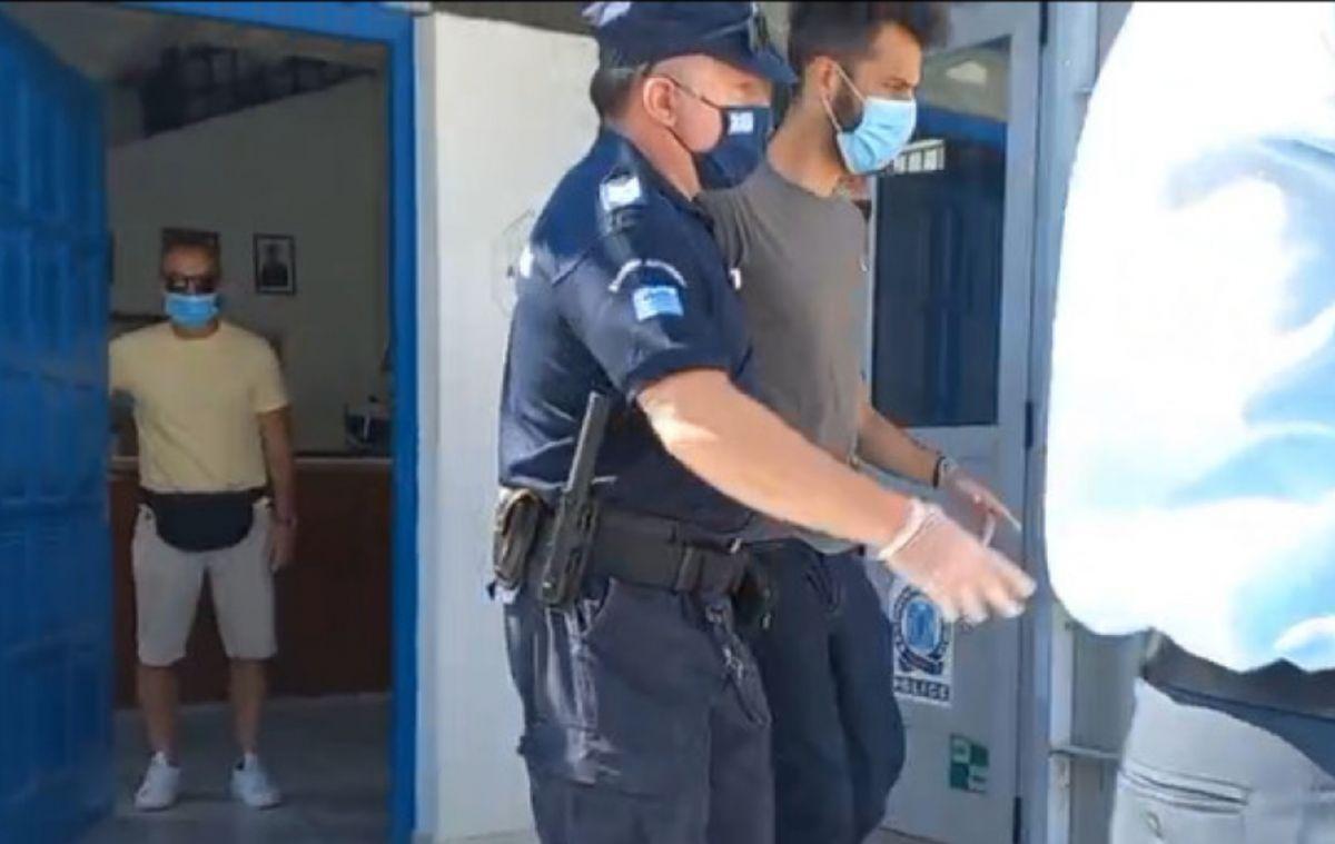 Φολέγανδρος: Στον ανακριτή ο δολοφόνος της Γαρυφαλλιάς-Πήρε εξιτήριο από το Κέντρο Υγείας Νάξου